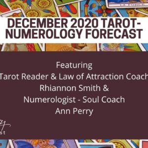 What's Coming Up Dec 2020 Tarot - Numerology Forecast