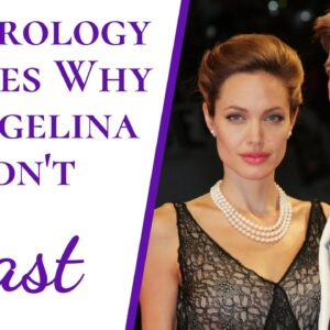 Numerology EXPOSES Why Brad Pitt and Angelina Jolie Couldn't Last | The Real Reason