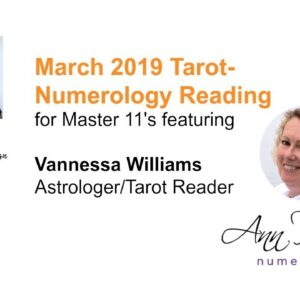 Master 11 Tarot for March 2019 - Are You Seeing Recurring 11's? This video is for you too!