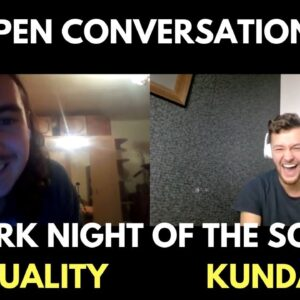 Open Conversation with Seba Chisiu. Kundalini, Dark Night of the Soul, Spiritual Awakening & More