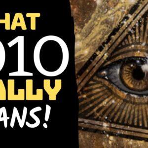 5 SECRETS Angel Number 1010 Meaning | Keep SEEING 10:10?