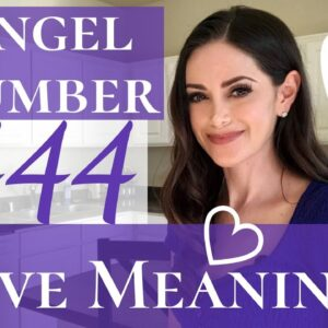 Angel Number 444 Love Meaning | Repeating Number 444 Love Meaning