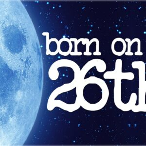 Born On The 26th? (Numerology Of 26)