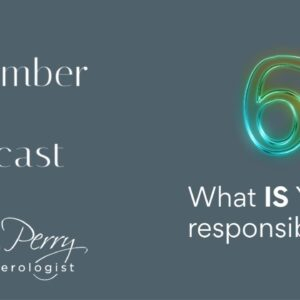 December 2019 Forecast - What IS Your Responsibility Anyway?