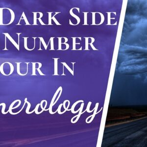 Negatives And Positives Of Number 4 Four In Numerology | The Good & The Bad About Number 4 Four