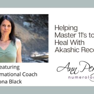 Healing With Akashic Records For Master 11's