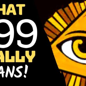 HIDDEN Numerology Angel Number 999 Meaning | KEEP SEEING 999?