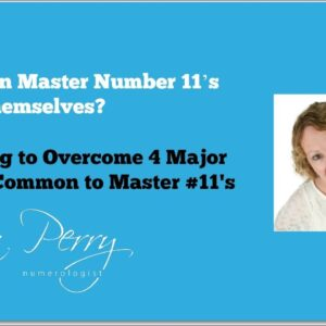 How Can Master 11's Help Themselves?