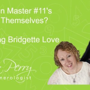 How Can the Master 11's Ground themselves Featuring Bridgette Love!