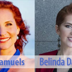 Kari Samuels and Belinda Davidson - Past Lives & Being Psychic Pt 1