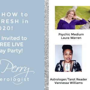 Let's Start Fresh in 2020! You are Invited to our FREE LIVE Event!