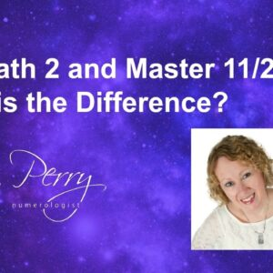 Life Path 2 and Master 11/2 - What is the Difference?