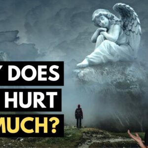 Why You Are Feeling Emotional Pain In The Dark Night of the Soul | Spiritual Depression