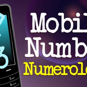 Lucky Mobile Number Numerology Guide