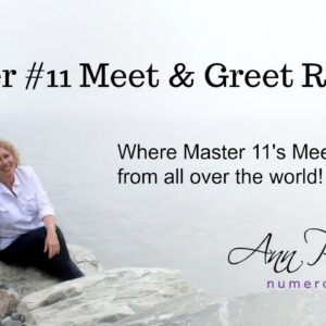 Master #11 Meet & Greet! Master 11's from all over the world!