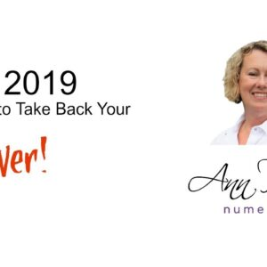 May 2019 Numerology Forecast - Take Back Your POWER!