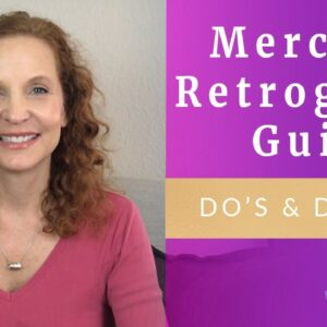 Mercury Retrograde - Your Guide to the Do's & Don'ts