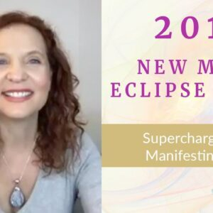New Moon Eclipse Magic - Manifest Your Heart's Desires