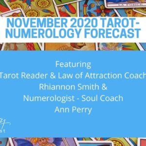 November 2020 Tarot-Numerology Forecast