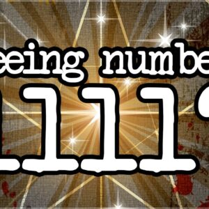 Numerology 1111: Hidden Meanings Of The Number 1111!