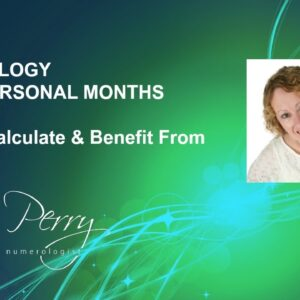 Numerology - How Important are Your Personal Months?