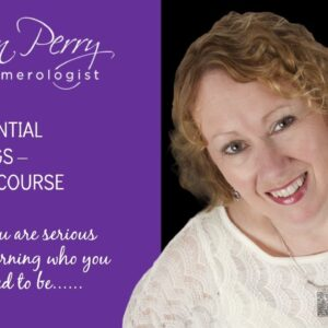 Numerology Keeners 4 Wk Course