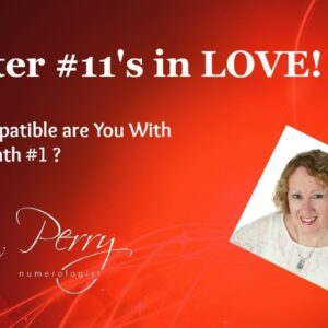 Numerology - Master #11's in LOVE with the Life Path #1