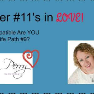 Numerology - Master #11's in LOVE with the Life Path #9