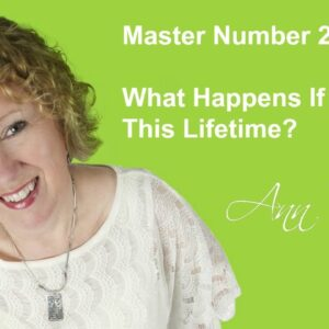 Numerology - Master #22 What Happens If I Fail In This Lifetime?