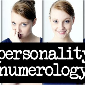 Numerology Personality Number Meanings 1-9