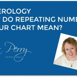 Numerology - What Do Repeating Numbers In Your Chart Mean?