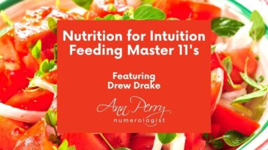 Nutrition for Intuition - Feeding Master 11's