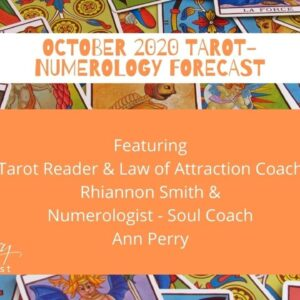 October 2020 Tarot-Numerology Forecast