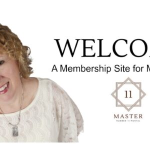The Master Number 11 Membership Portal is now OPEN!