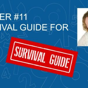 This is YOUR Master 11 Survival Guide for 2018