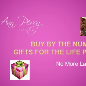What Gifts to Buy for a Life Path #2