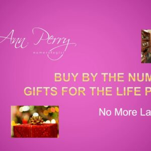 What Gifts to Buy for a Life Path #3