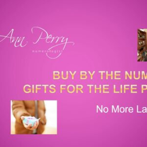 What Gifts to Buy for a Life Path #4