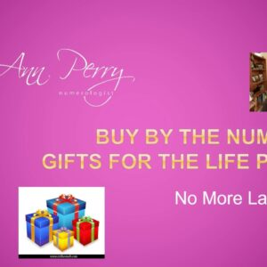 What Gifts to Buy for a Life Path #5