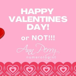 Happy Valentines Day...or NOT!!!