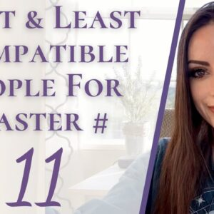 Master 11 Best and Worst Matches For Your Life Path Number | Numerology Master 11 Compatibility
