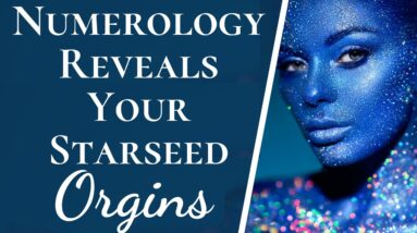 Numerology Reveals Your Starseed Origins | Instantly Discover If & What Starseed Group You Come From