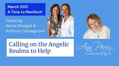 Manifesting in March - Channeling the Angelic Realm to Help
