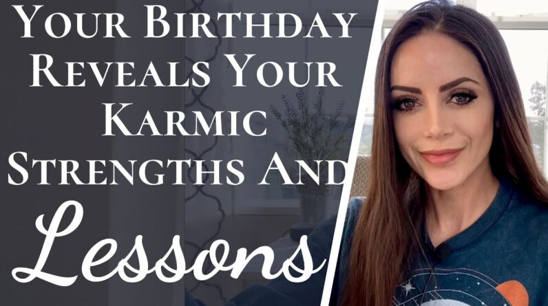 Numerology Reveals Your Karmic Lessons | How to Calculate and Interpret Karmic Lessons & Strengths