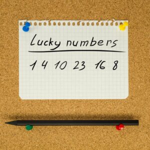 numerology lucky numbers