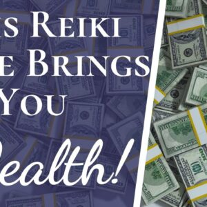 Hidden Reiki Numerology Code Brings You Wealth and Abundance! | Code That Makes You Wealthy For Life