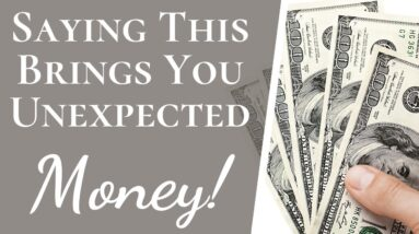 The Reiki Numerology Code That Brings You Unexpected Money | How To Receive Money From The Universe