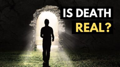 The BIG Problem With Trying To Escape Death   Spiritual Awakening