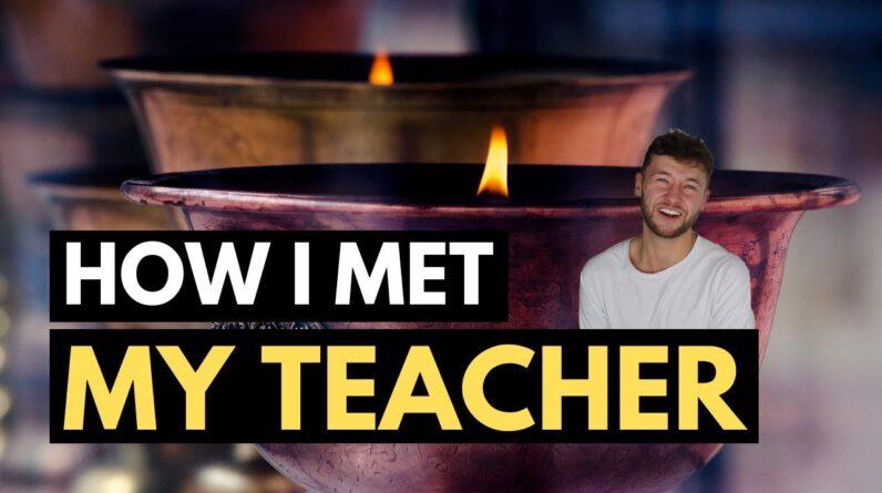 My Personal Spiritual Awakening Story & How I Met My Teacher